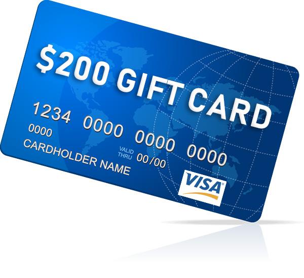 Referral Rewards Gift Card