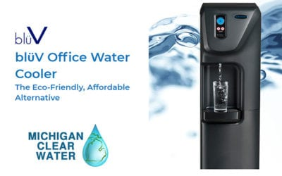 bluV Bottleless Office Water Coolers
