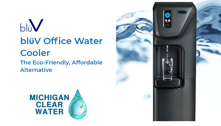 bluV-bottleless-office-water-coolers-MI-water-cooler-dealer