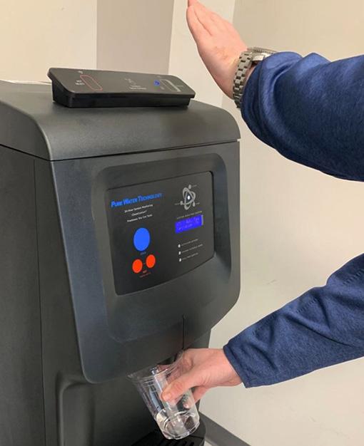 PSD-Sensor-Touchless-Dispense-Water-Cooler